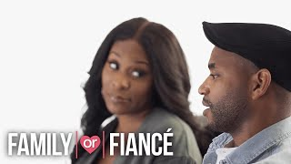 First Look: Phillisia Is Worried About Daryl's Family   Family or Fiancé   Oprah Winfrey Network