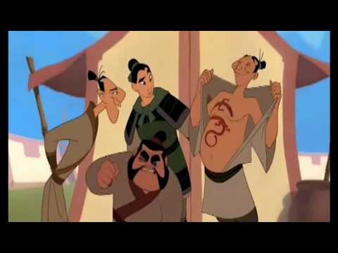 Mulan Clip 1