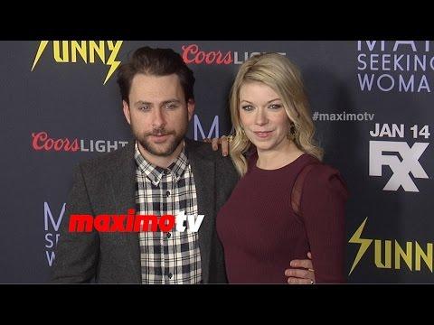 Charlie Day & Mary Elizabeth Ellis | It's Always Sunny in Philadelphia Season 10 Premiere