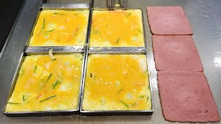 한국 대표 토스트! 석봉토스트, 누드 계란말이 토스트,…