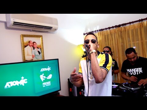 Mangee Audio x Atomic Otro Way - Prende Un Porro (Mangee Audio En Vivo)