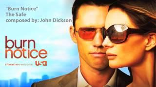BURN NOTICE Season 1 - 11: The Safe (Original Television Sound…
