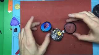 Ремонт smart watch | Замена стекла Lemfo Les1 Киев