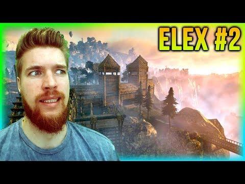 ELEX Gameplay Walkthrough - Part 2 ... Everything Will Destroy You!