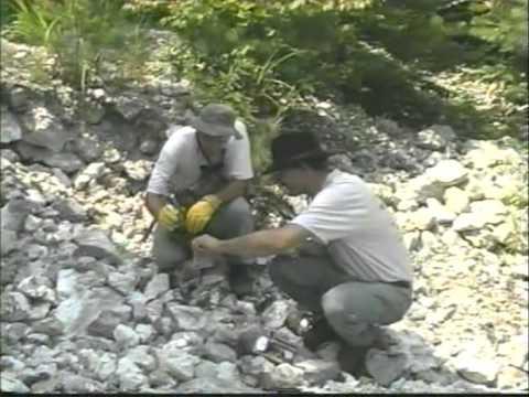 Uranium Tour 2000 Prospecting