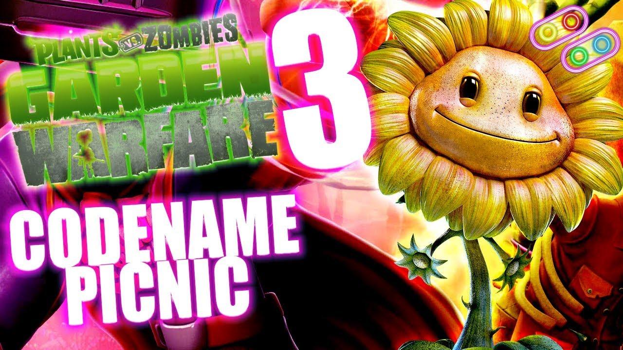 Fajarv: Plants Vs Zombies Garden Warfare 3 Ps4