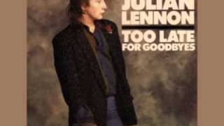 Julian Lennon - Too Late For Goodbyes (extended mix)