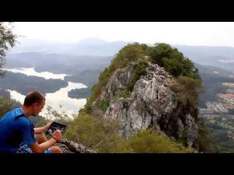 La Malaisie et sa péninsule / the Malaysian peninsula