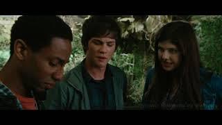 Перси отрубает голову Горгулии Медузе ►Перси Джексон и Похититель молний