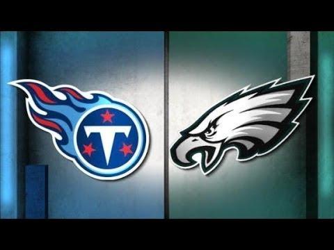 MightyFan's Madden18 Eagles franchise, S2, W1 @ Tenn