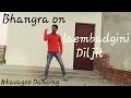 BHANGRA On Laembadgini ( Diljit Dosanjh )Letest Punjabi Song 2017/Bhangra Feat Gaurav Markand
