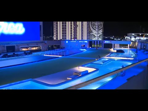 FIRST LOOK: Stadium Swim at Circa hotel-casino to offer heated pool experience