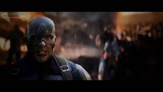 Avengers endgame 2019 real life final battle scene HD