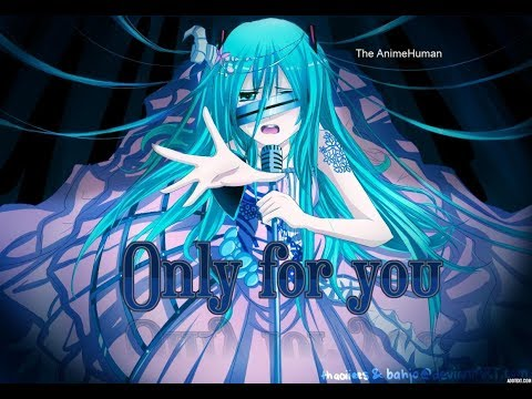 Nightcore - Only For You (Love Never Dies)