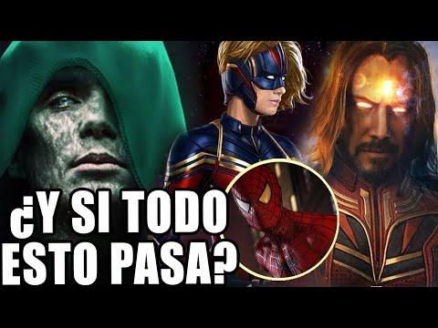 ¿Y SI ESTO PASA? Namor es hijo de Bucky, Steve Rogers es el tío Ben y Adam Warlock  en guardianes 3
