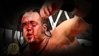 Top 10: WWE Botches