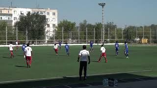 ФК Акжайык ФК Актобе 1 тайм