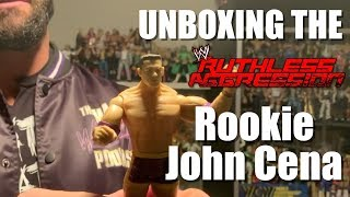 Vintage Unboxing - Ruthless Aggression Rookie Cena
