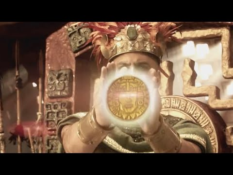 Legends of the Hidden Temple - The Movie l official trailer (2016) Nickelodeon