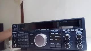 REVIEW KENWOOD TS 790 SN 0030164 MASTERPICE 2M BAND 👍👍