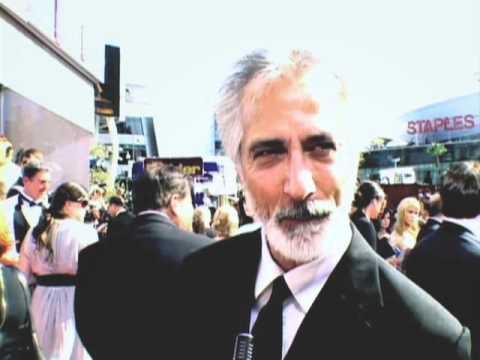 David Strathairn at the 2010 Primetime Emmy Awards