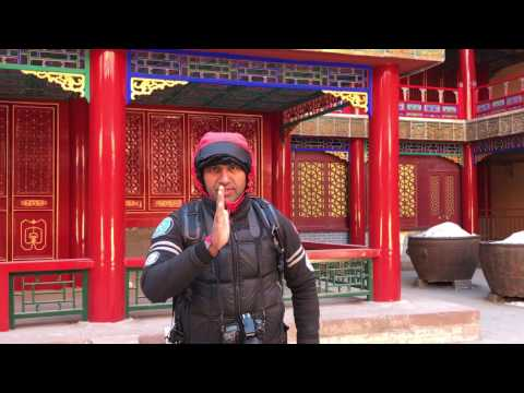Modled Potarla Palace in Chengde China