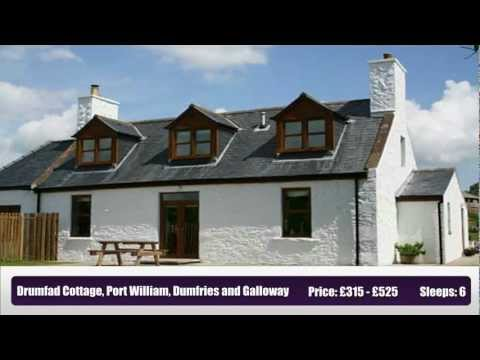Cottages in Dumfries and Galloway Self Catering Scotland