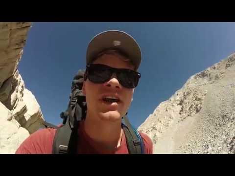 Mount Whitney Adventure August 2016