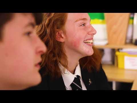 The Winston Churchill School  Music Department  Video