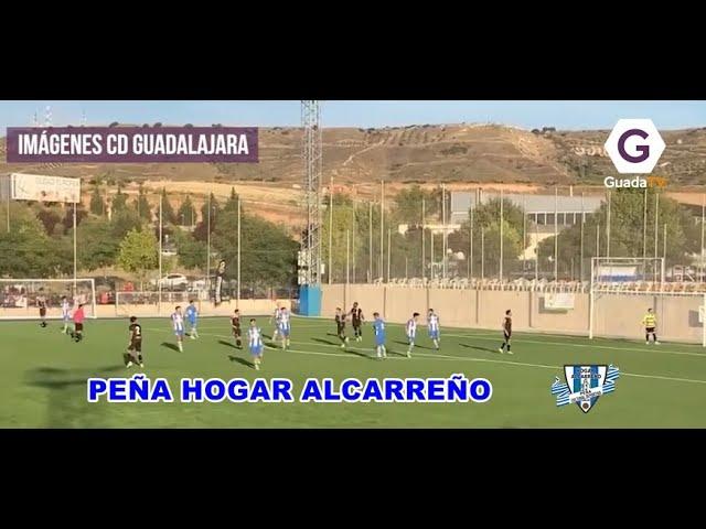HOGAR ALCARREÑO 0- 3   C.D.  GUADALAJARA .12 SEPTIEMBRE 2021     PEÑA HOGAR ALCARREÑO.   AYUVE.