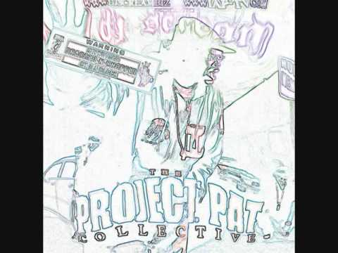 Project Pat Blunt To My Lips Screwed & Chopped