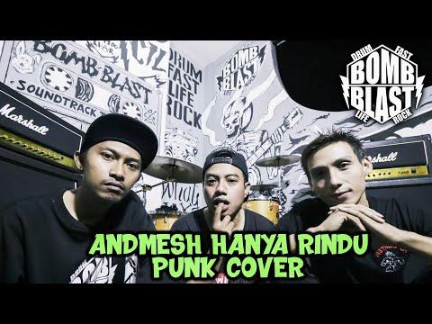 andmesh---hanya-rindu-[punk-cover]