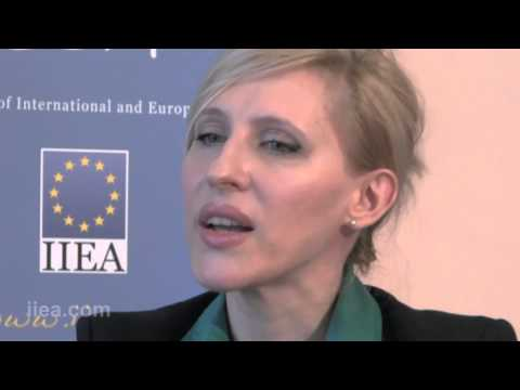 Erzsébet Fitori - Reforming the EU's Telecommunications Market - 18 Sept 2014