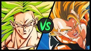 Video Broly VS Super Gogeta | Dragon Ball Z download MP3, 3GP, MP4, WEBM, AVI, FLV Agustus 2018