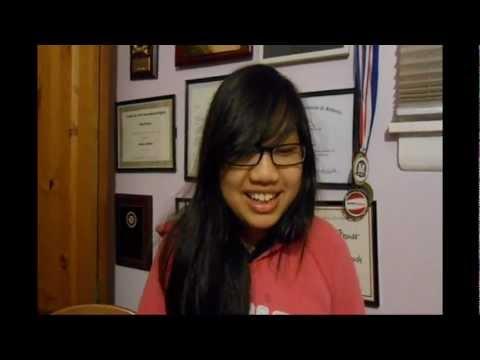 Budak2 Melayu di Amerika Cuba Bercakap Bahasa Melayu (Malay Kids in USA Trying To Speak Malay)