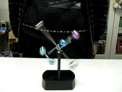 Kinetic Sculpture Mini Jupiter Youtube