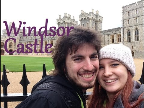 My Adventures: Windsor Castle & Eton!