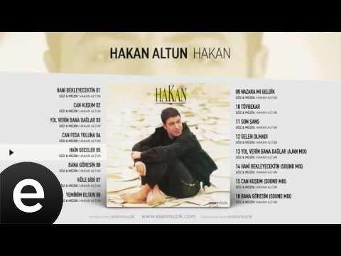 Hain Geceler (Hakan Altun) Official Audio #haingeceler #hakanaltun - Esen Müzik