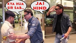 Watch Jackie Shroff Unbelievable Gratitude Towards Mumbai Police