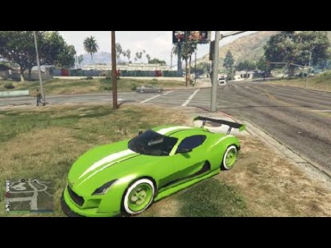 GTA Online Let's Tune Coil Cyclone