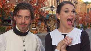 Sally Struthers, Sutton Foster, & Christian Borle talk Gilmore Girls: A Year in the Life
