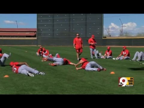 A breakdown the opening days of Cincinnati Reds spring training camp