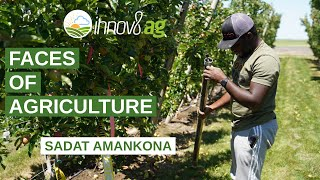 innov8.ag Faces of Agriculture: Sadat Amankona