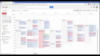 Расписание и запись клиентов с помощью Google Календаря / oscar.bz