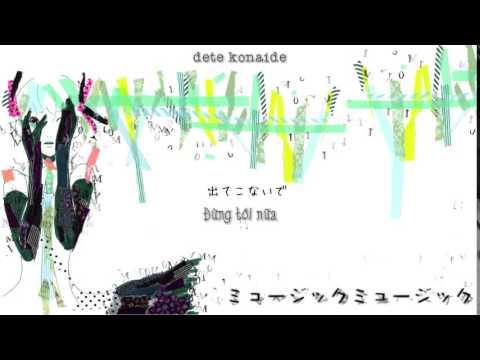 [Konbu Fansub] Music Music - Hatsune Miku - Vocaloid Vietsub
