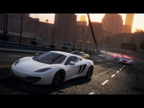 Need for Speed Most Wanted Gameplay Feature Series1- Singleplayer