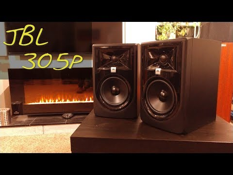 Z Review - JBL 305p 2nd Gen: LSR MKII -((Still the Best Bang.. Period))-
