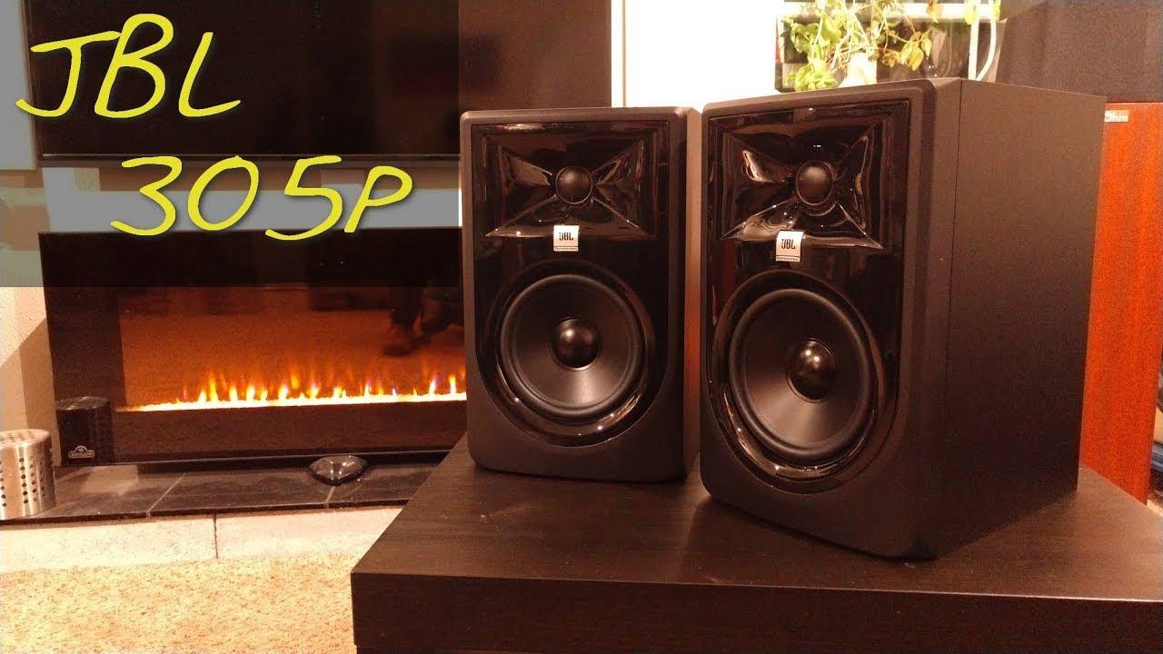 Z Review - JBL 305p 2nd Gen: LSR MKII -((Still the Best Bang   Period))-