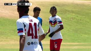 2018 WU24UC - Great Britain vs Phillipines - Mens Pre Quarter Day 5 - Reupload