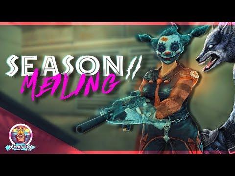 LinMeiling(2G)-Halloween Season2 - Wolfteam Latino   ElChidoXD